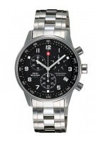 Swiss Military SM34012.01 Chronograph 41mm 5 ATM