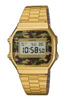 CASIO A168WEGC-3EF Collection 36mm 1ATM