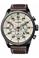 Citizen CA4215-04W Eco-Drive Sports Chrono 45mm 10ATM