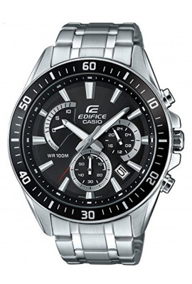 CASIO EFR-552D-1AVUEF EDIFICE Chrono 45mm 10ATM