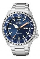 Citizen NH8389-88LE Day-Date Automatik 46mm 10ATM