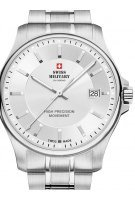 Swiss Military SM30200.02 Herren 39mm 5ATM
