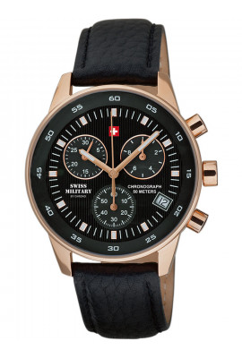 Swiss Military SM30052.06 Chronograph 40mm 5ATM