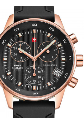 Swiss Military SM30052.07 Chronograph 40mm 5ATM