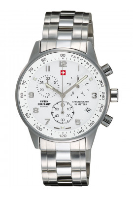 Swiss Military SM34012.02 Chronograph 41mm 5 ATM