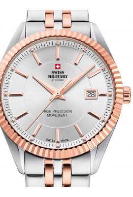 Swiss Military SM34065.07 Herren 40mm 5ATM