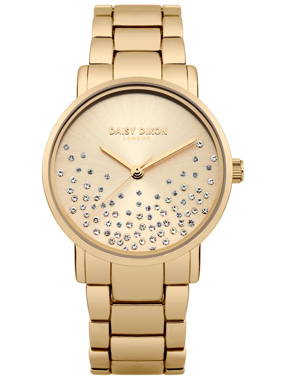 Uhren - Daisy Dixon DD053GM Astra Damen 34mm 3ATM  - Onlineshop Timeshop24