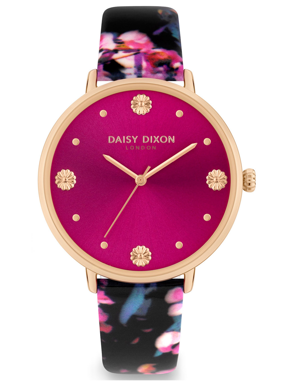 Daisy Dixon DD116BP Kendall mit Clutch Damen 38mm 3ATM | Taschen > Handtaschen > Clutches | Daisy Dixon