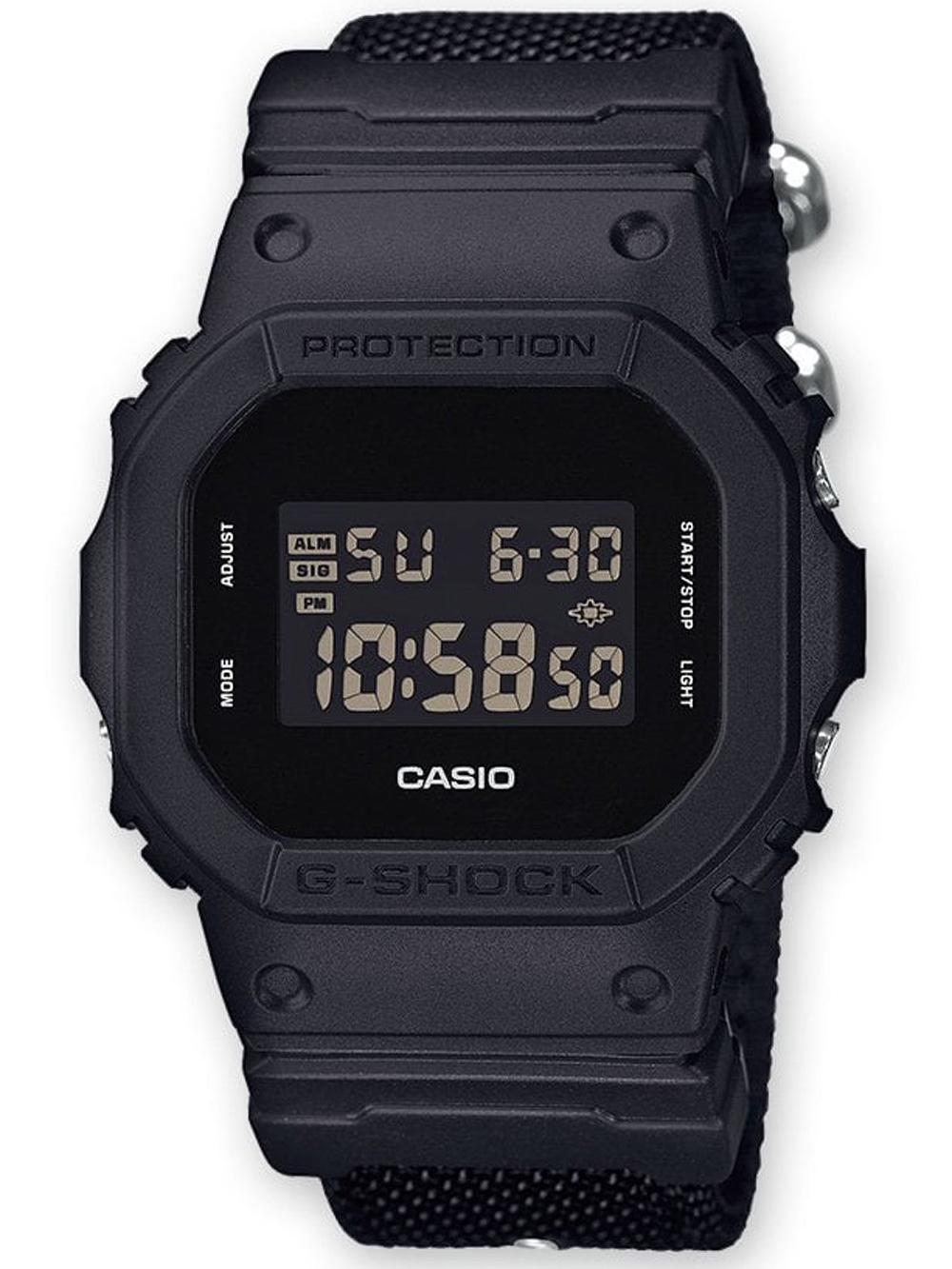Casio DW-5600BBN-1ER G-Shock 43mm 20ATM