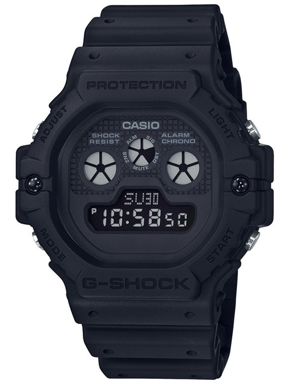 Casio DW-5900BB-1ER G-Shock 46mm 20ATM