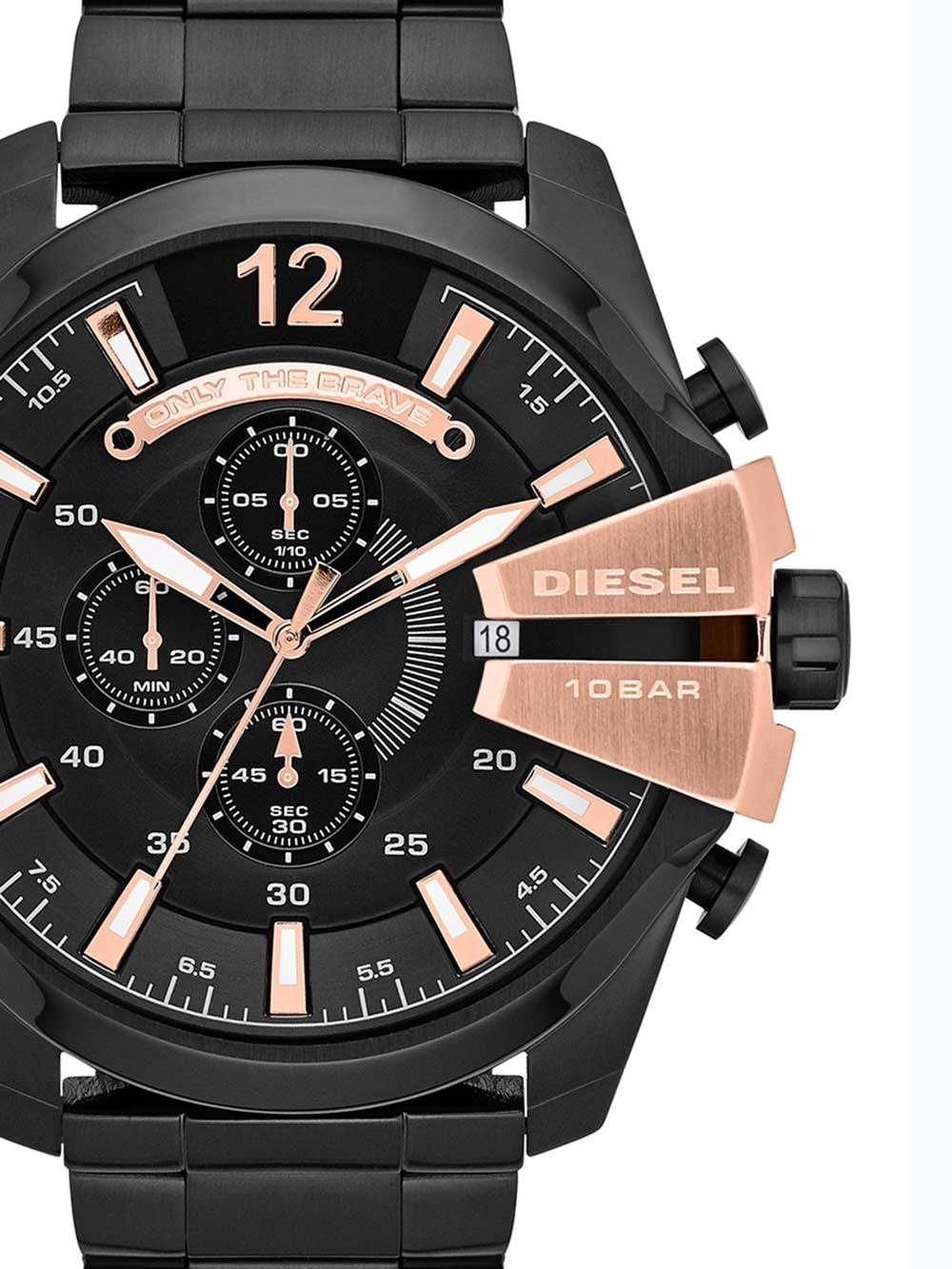 Diesel DZ4309 Mega Chief Chrono 53mm 10ATM