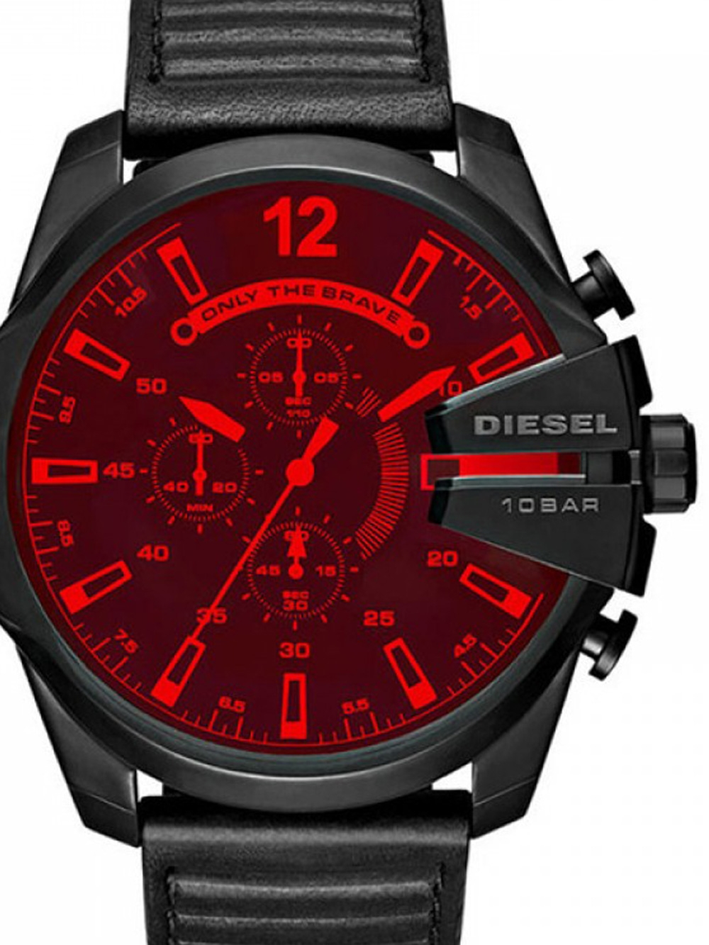 Diesel DZ4460 Mega Chief Chronograph 52mm 10ATM