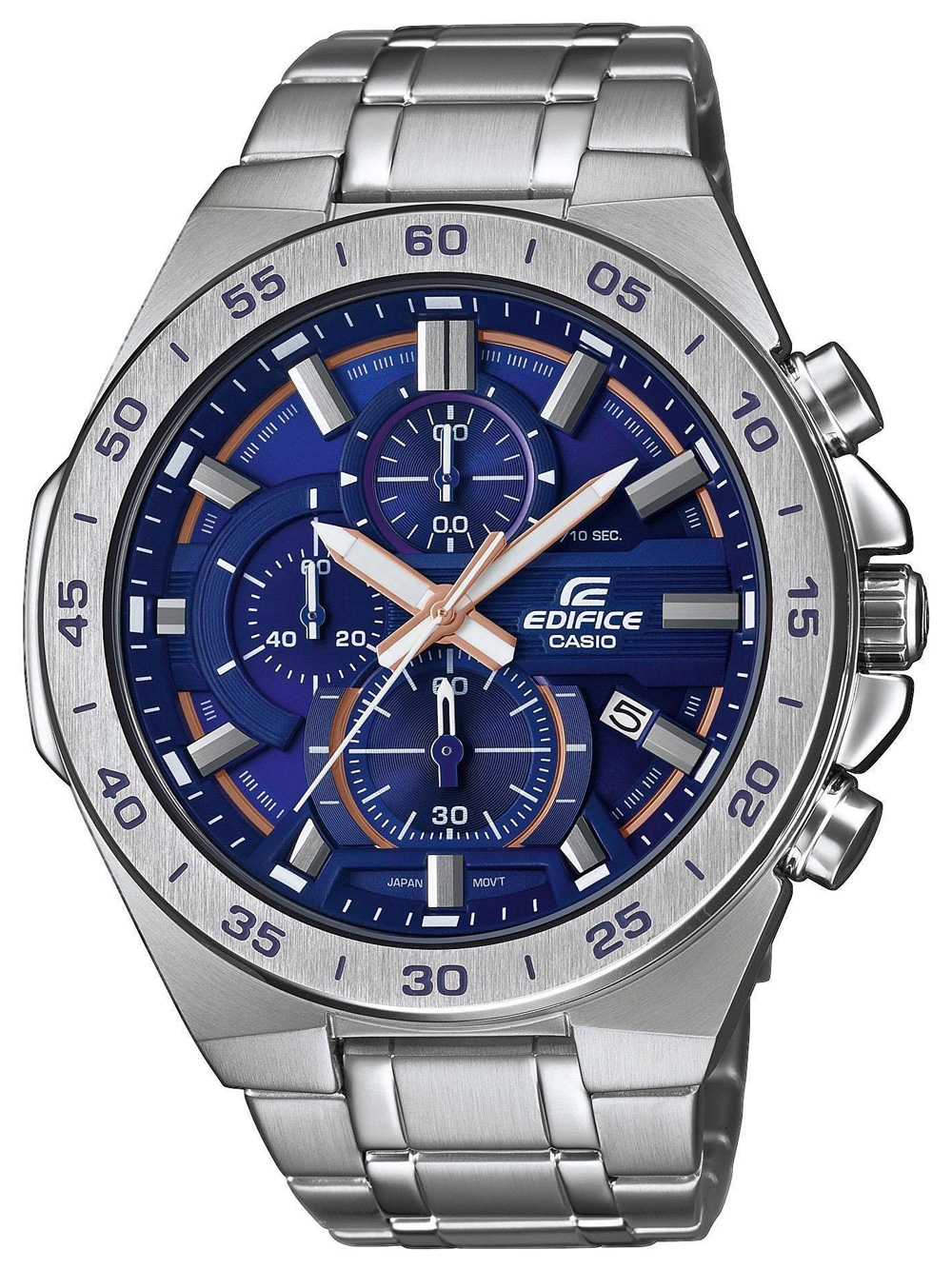 Casio EFV-564D-2AVUEF Edifice Chronograph 46mm 10ATM