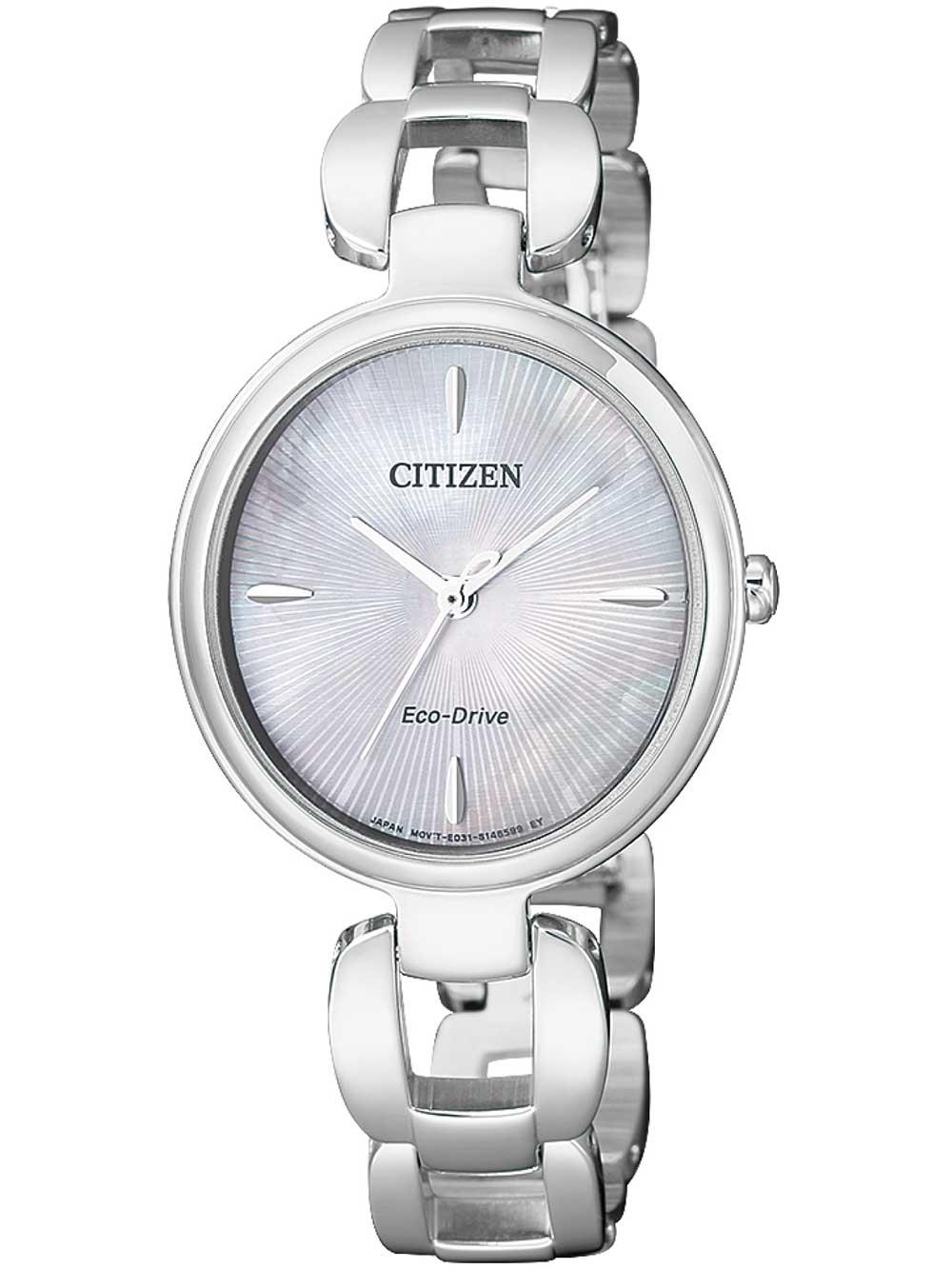 Citizen EM0420-89D Eco-Drive Damen 28mm 5ATM