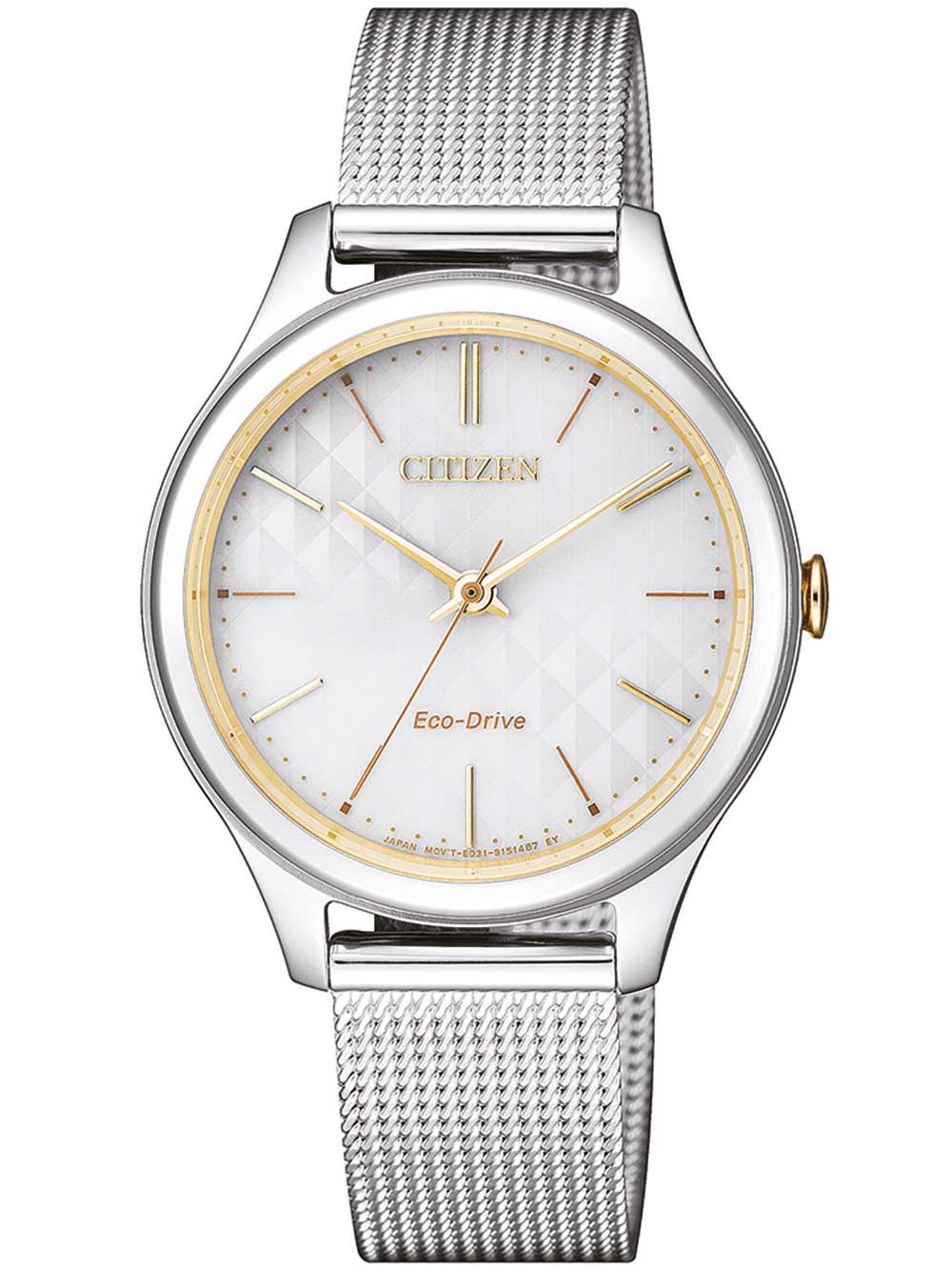 Citizen EM0504-81A Eco-Drive Elegant Damen 32mm 5ATM