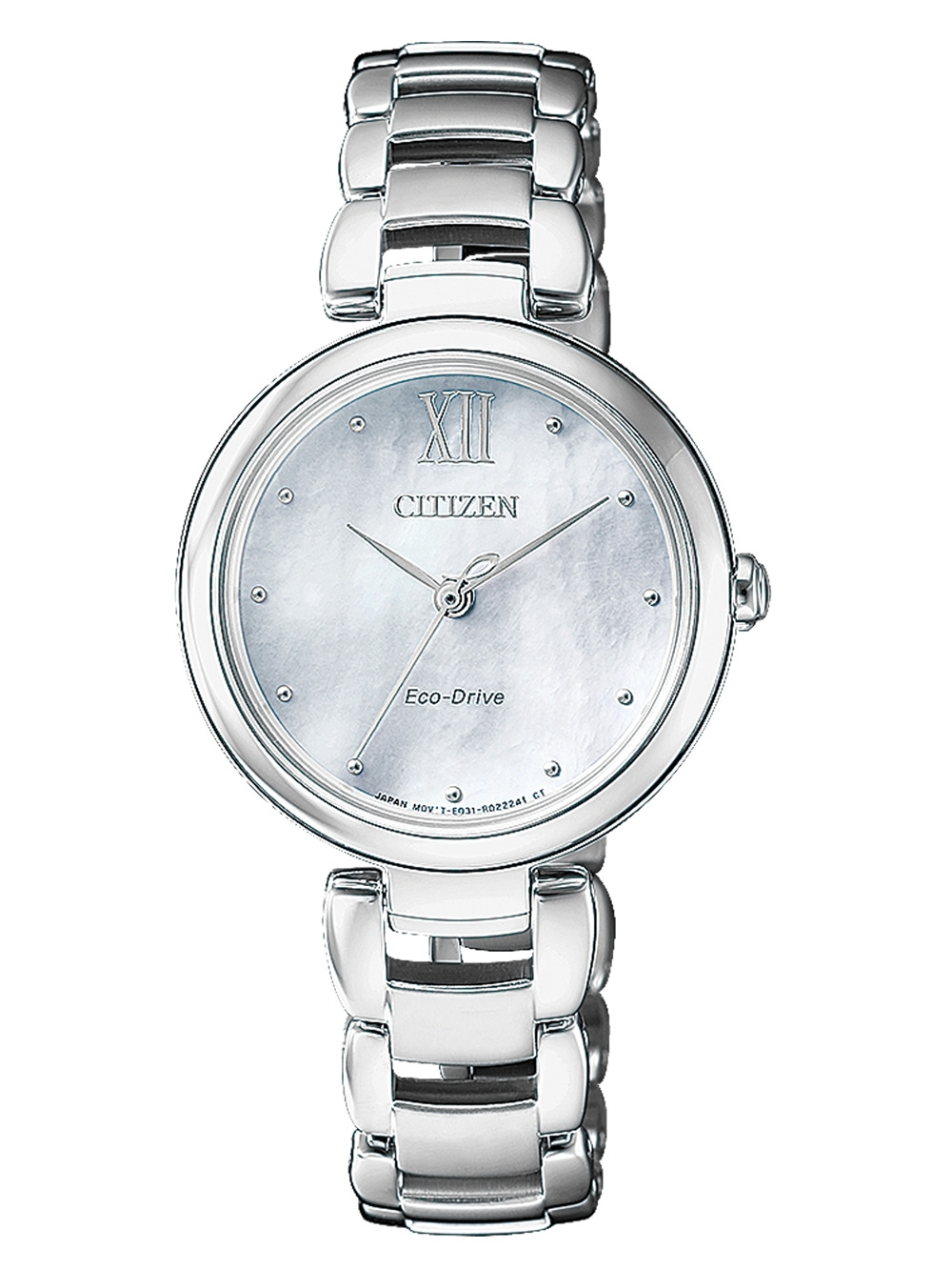 Citizen EM0530-81D Elegance Damen 28mm 5ATM