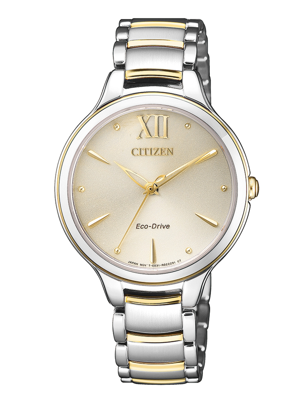 Citizen EM0554-82X Elegance Damen 32mm 5ATM