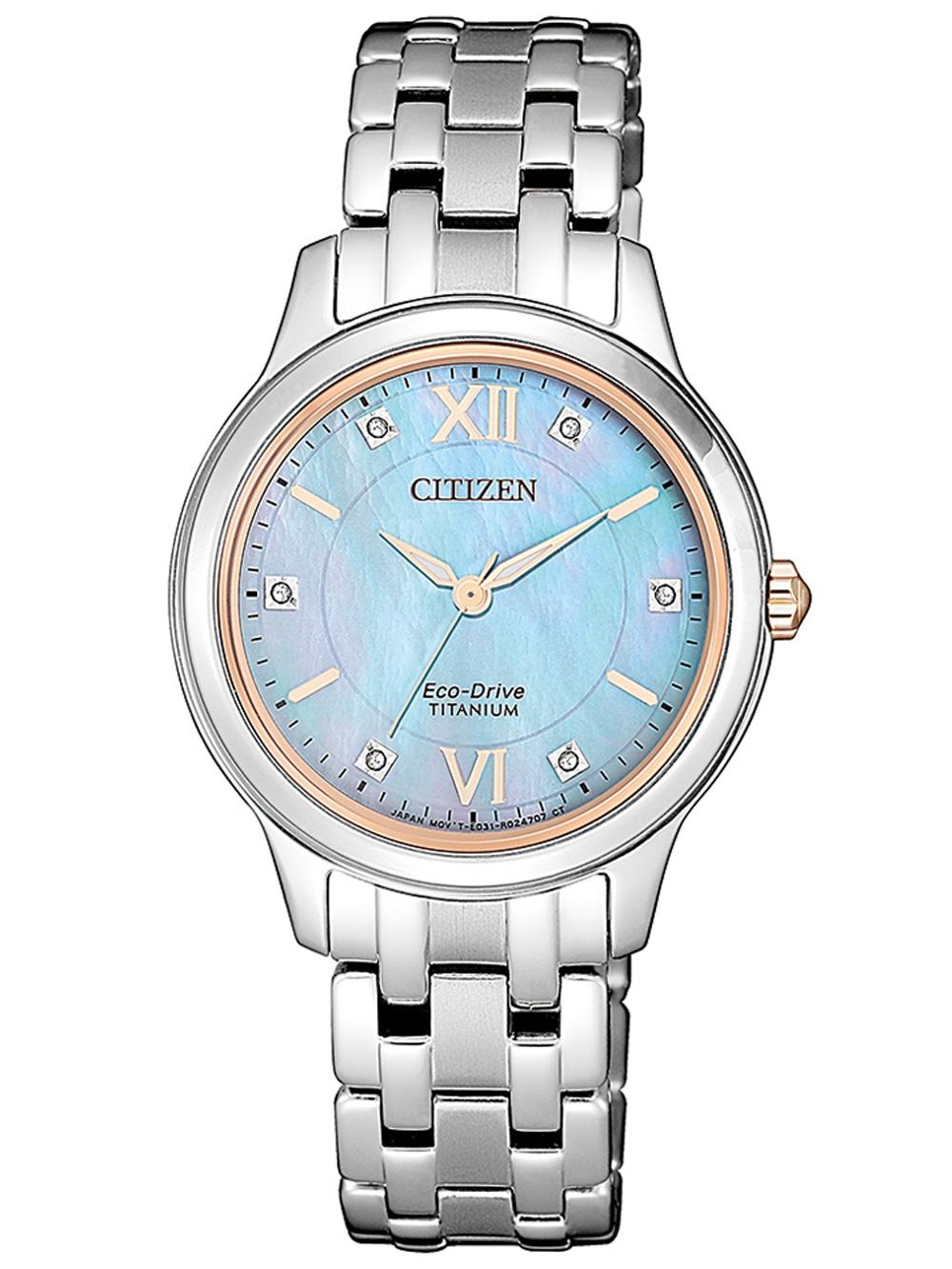 Citizen EM0726-89Y Titan Damen 30mm 5ATM