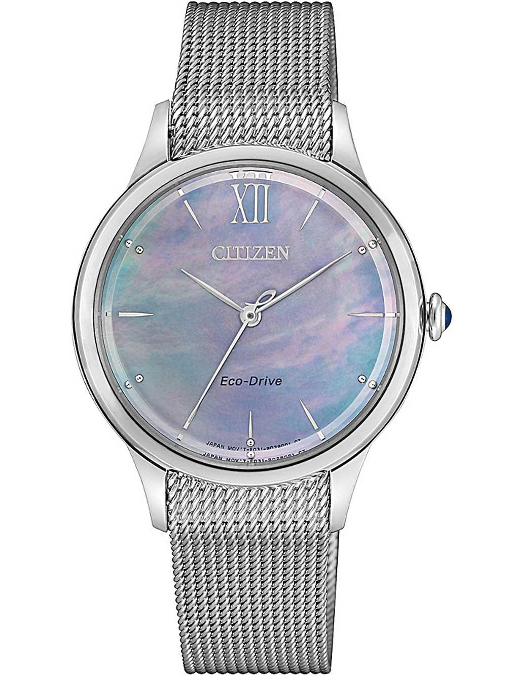 Citizen EM0810-84N Eco-Drive Elegance Damen 32mm 5ATM