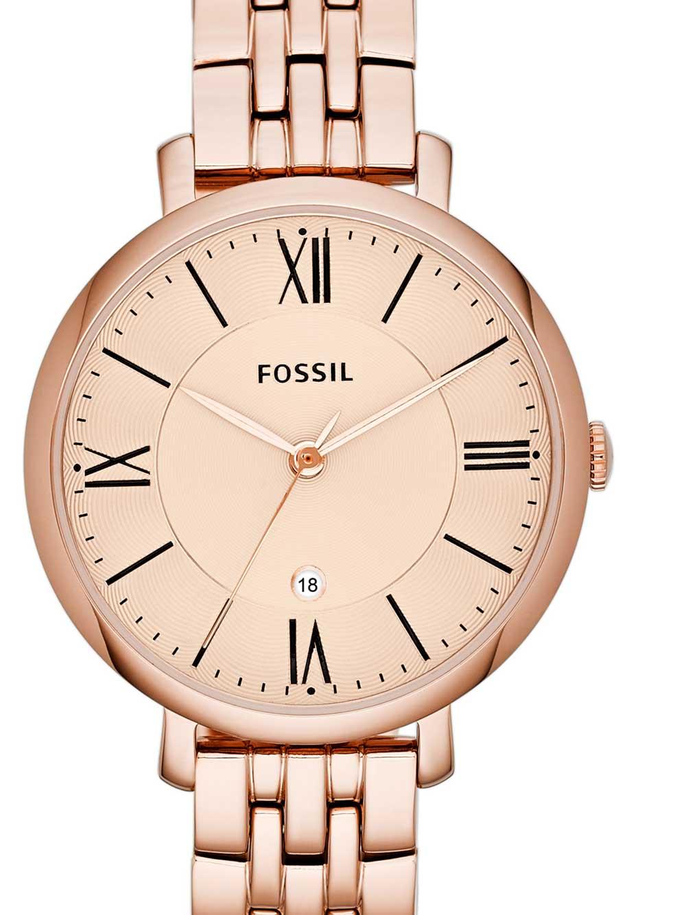 Fossil ES3435 Jacqueline Damen 36mm 3ATM