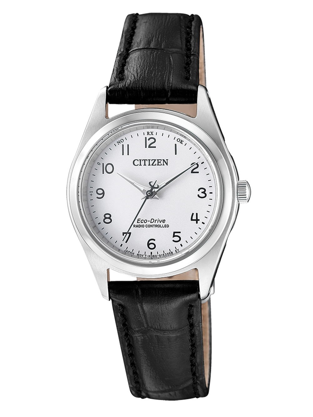 Citizen ES4030 17a Eco Drive Damen Funkuhr 27mm 10ATM