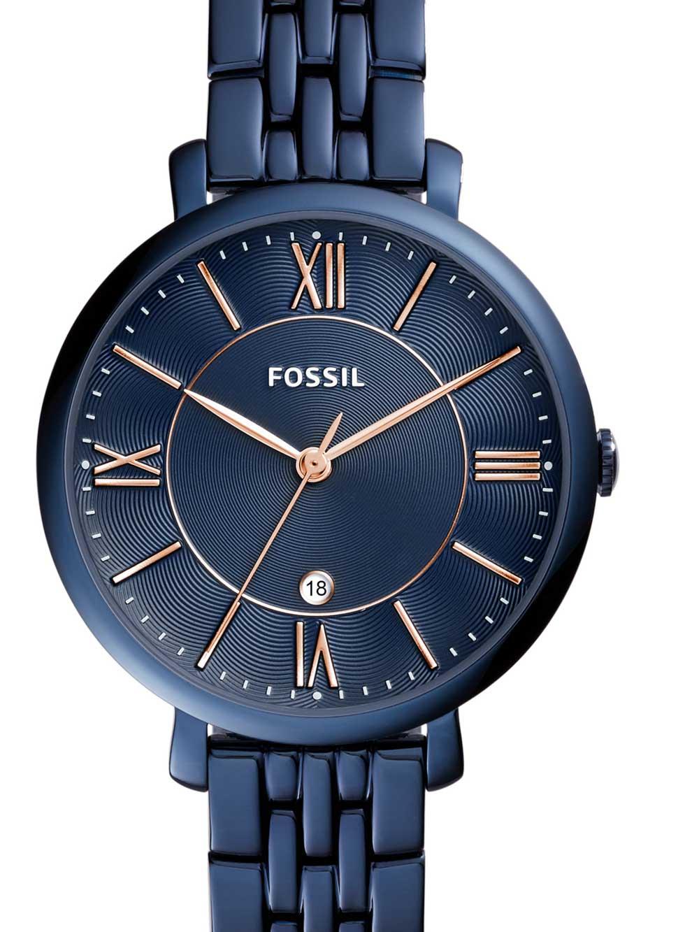 Fossil ES4094 Jacqueline Damen 36mm 3ATM