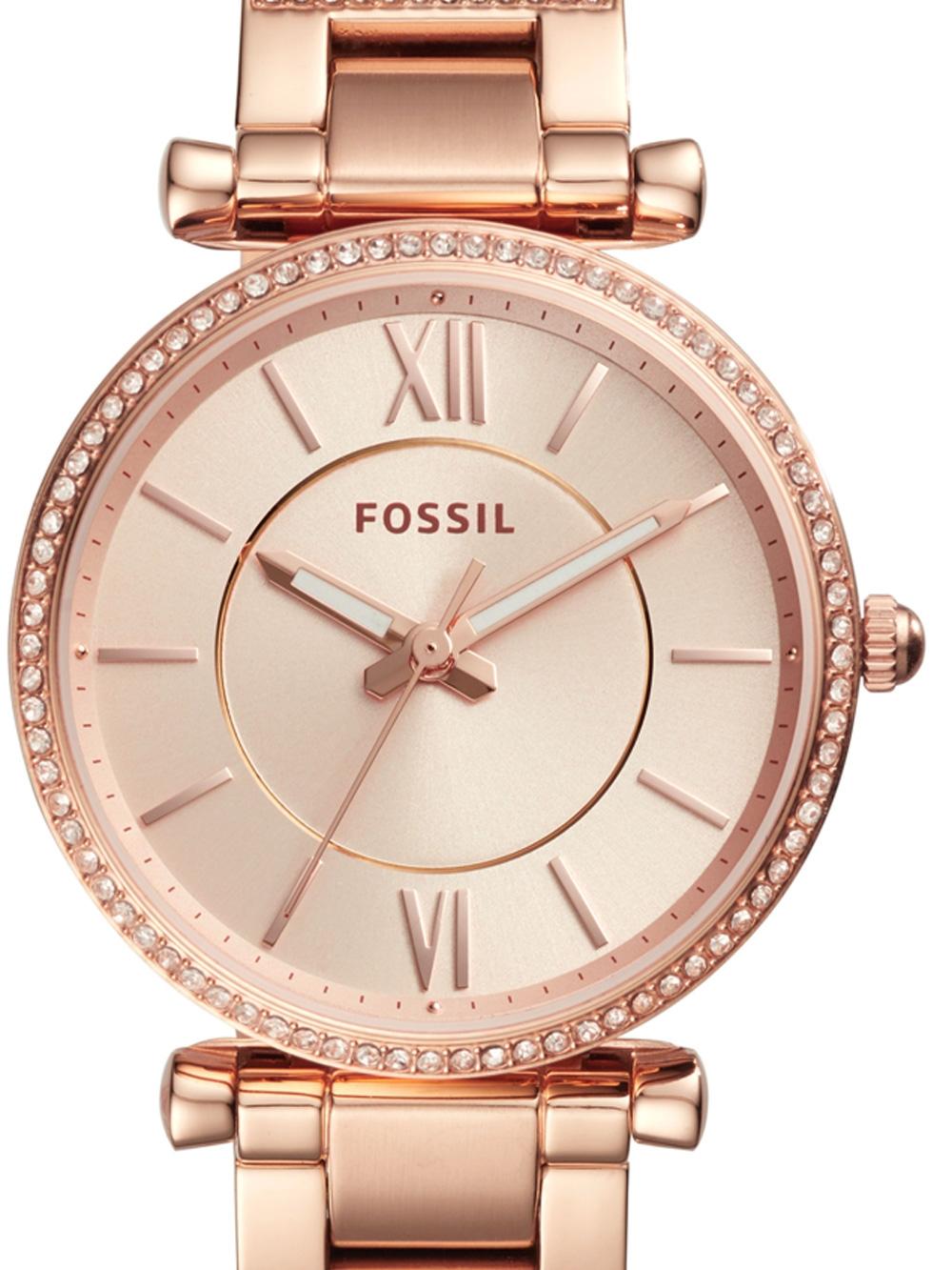 Fossil ES4301 Carlie Damen 35mm 3ATM