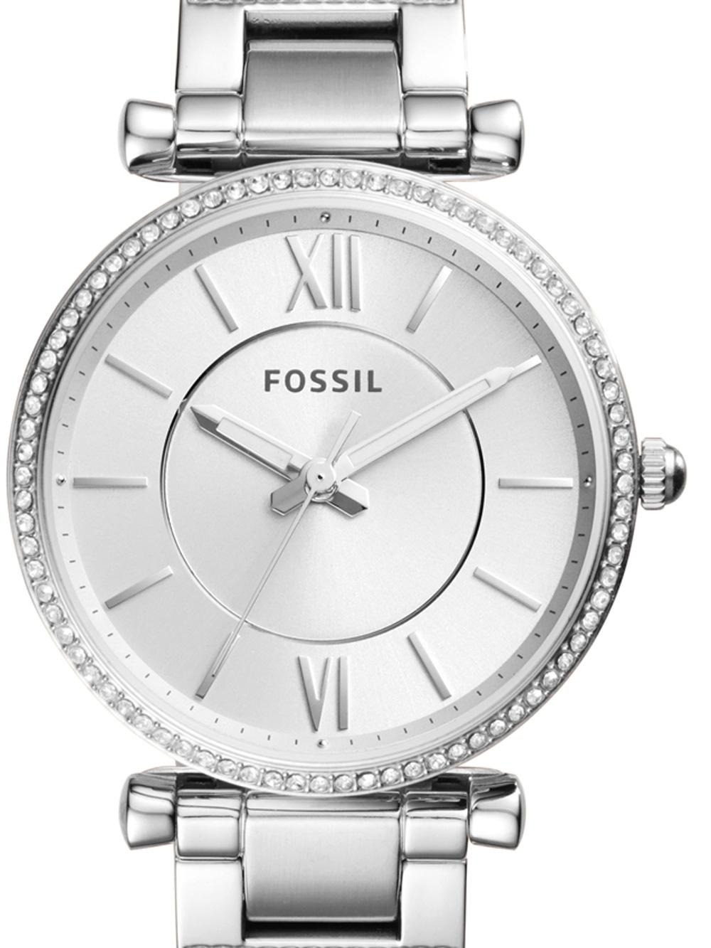Fossil ES4341 Carlie Damen 35mm 3ATM