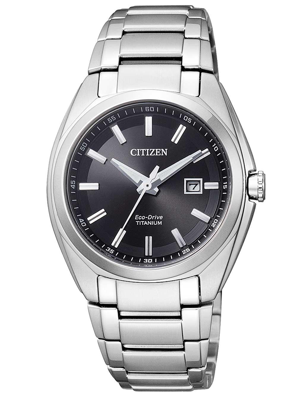 Citizen EW2210-53E Eco-Drive Super-Titanium Damen 34mm 10ATM