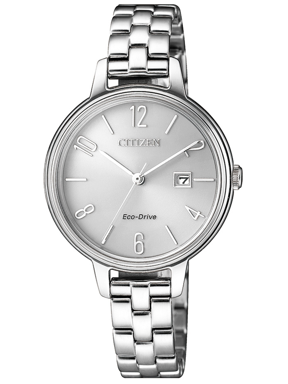 Citizen EW2440 88A Eco Drive Damenuhr 31mm 5ATM