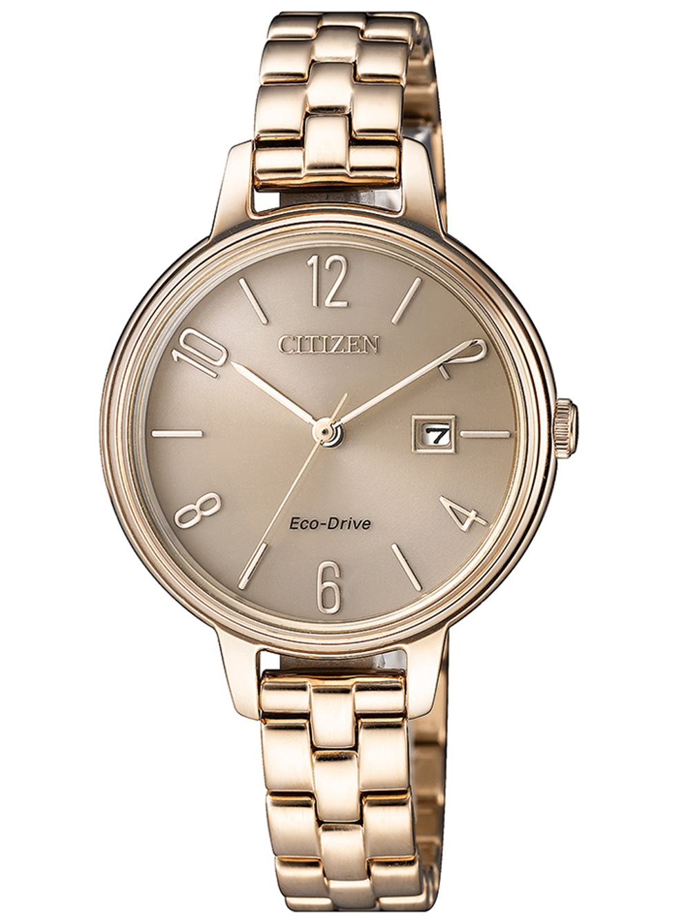 Citizen EW2443-80X Eco-Drive Damenuhr 31mm 5ATM