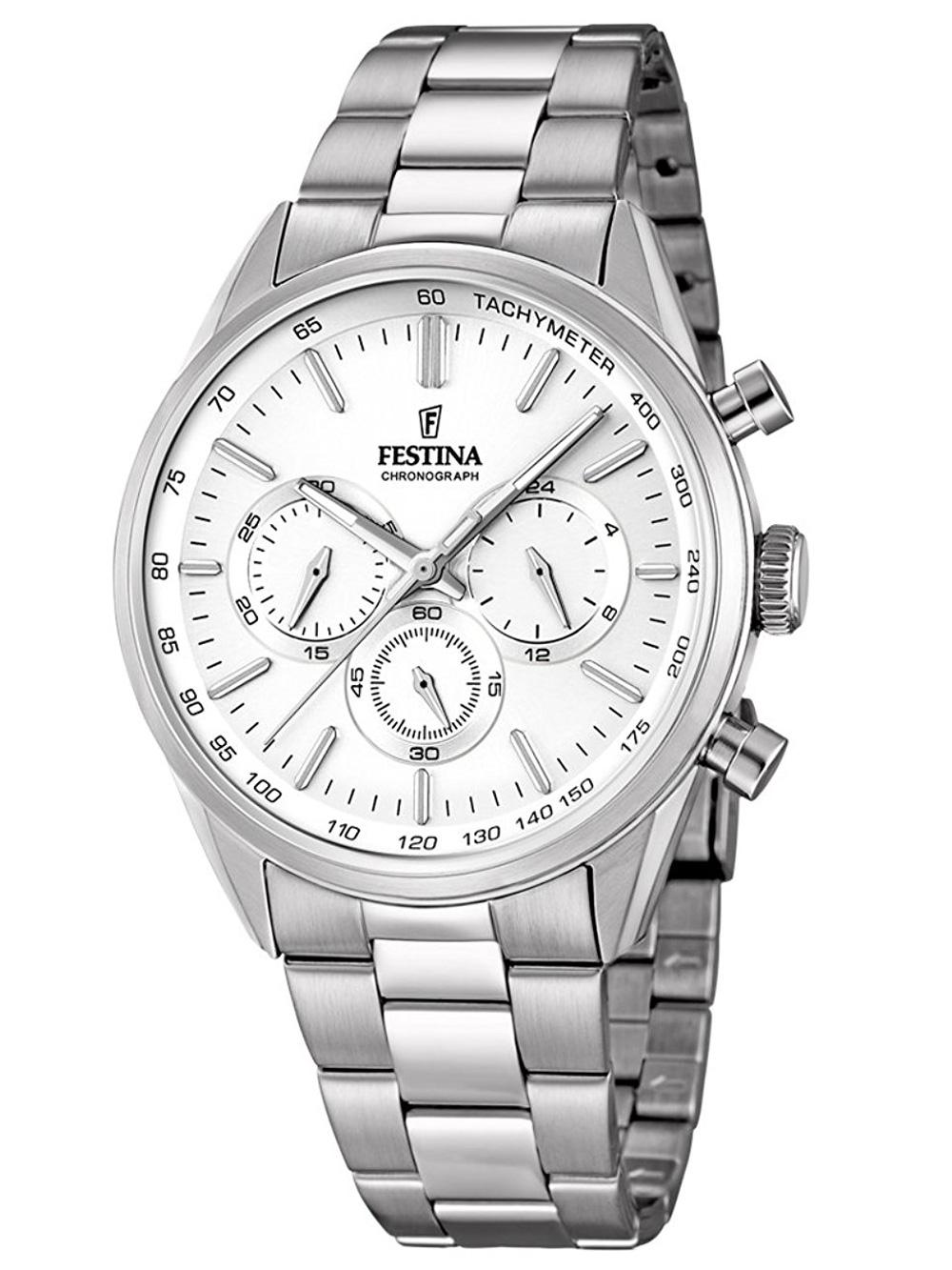 Festina F16820 1 Sport Chronograph 44mm 5ATM