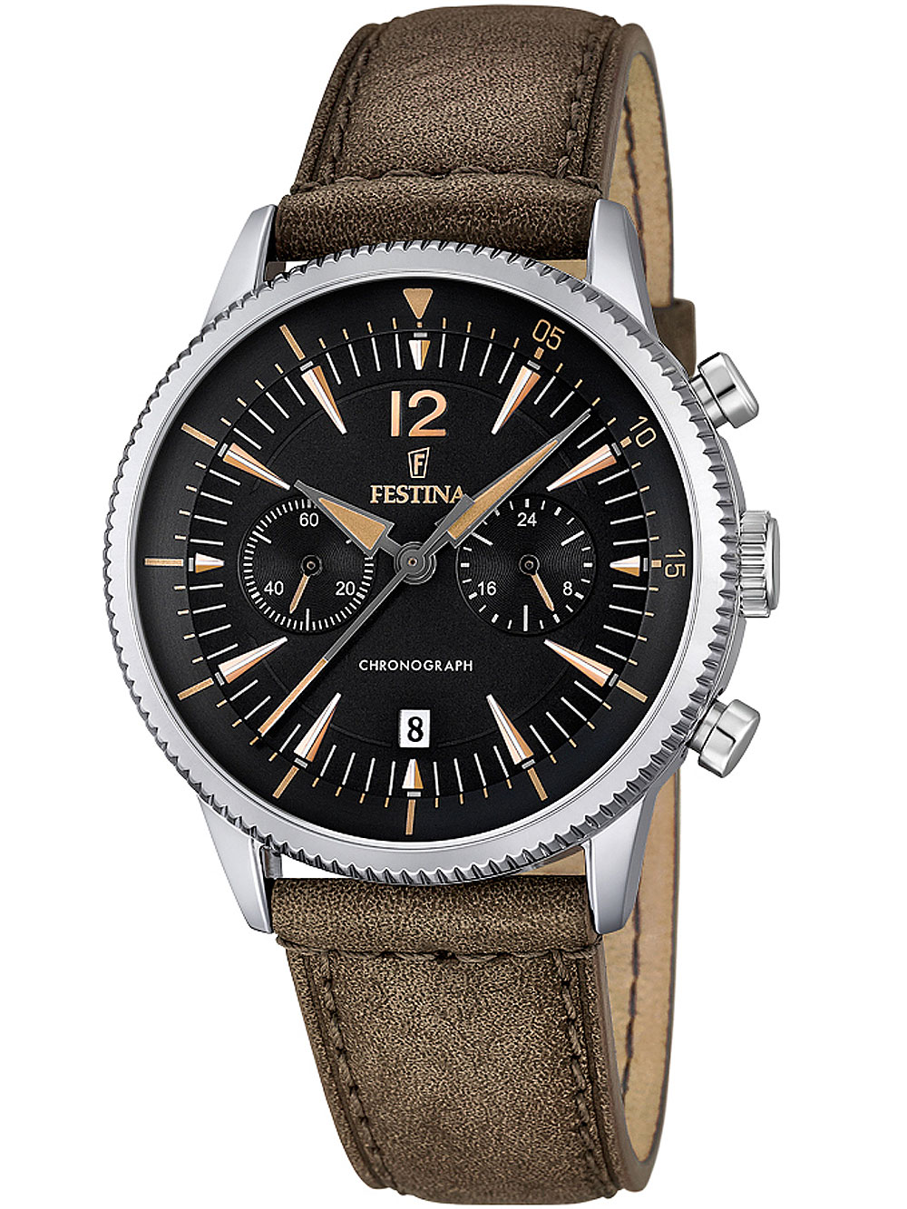F16870/3 Chronograph 42mm 5ATM