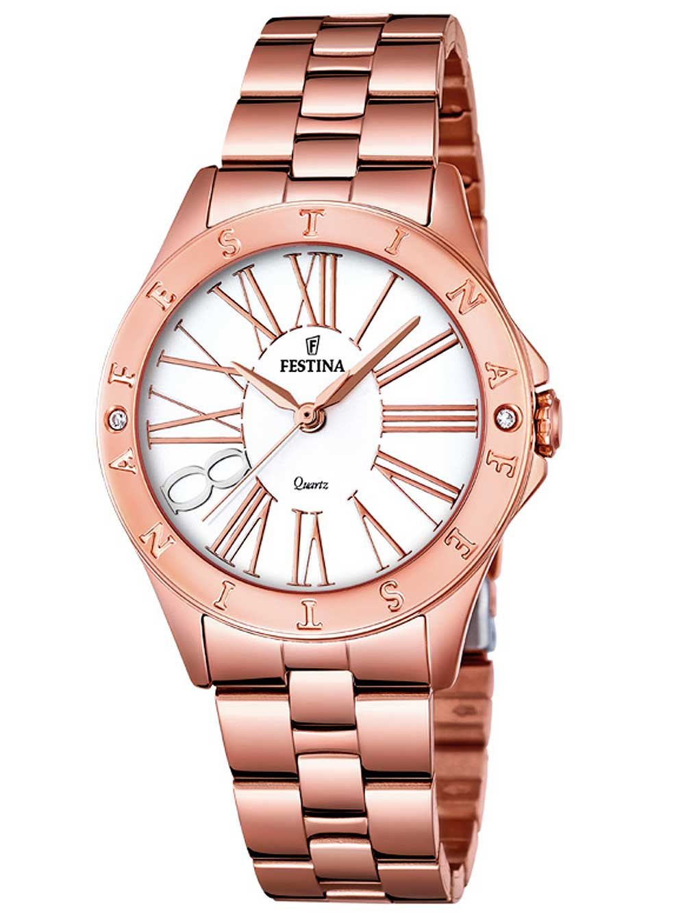 F16926/1 Boyfriend Damen 33mm 5ATM