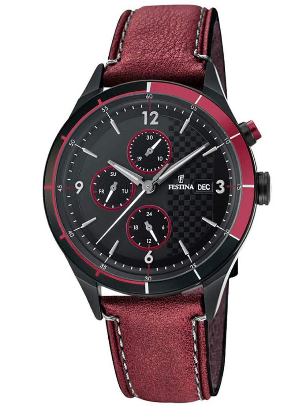 F16994/3 Multifunktion Herren 41mm 5ATM