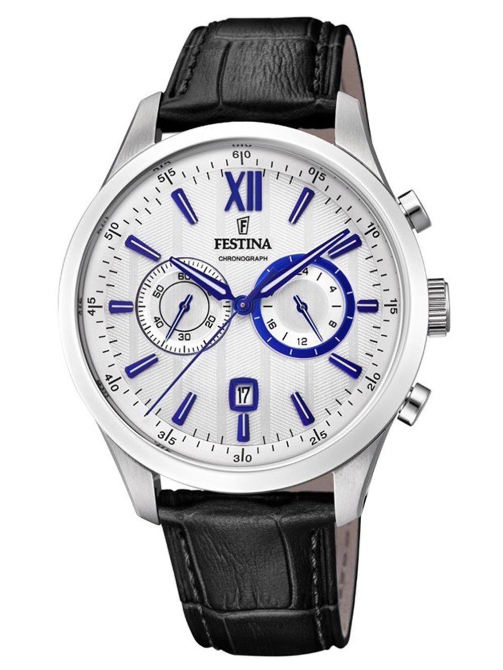 Festina F16996/2 Sport Chronograph 44mm 5ATM