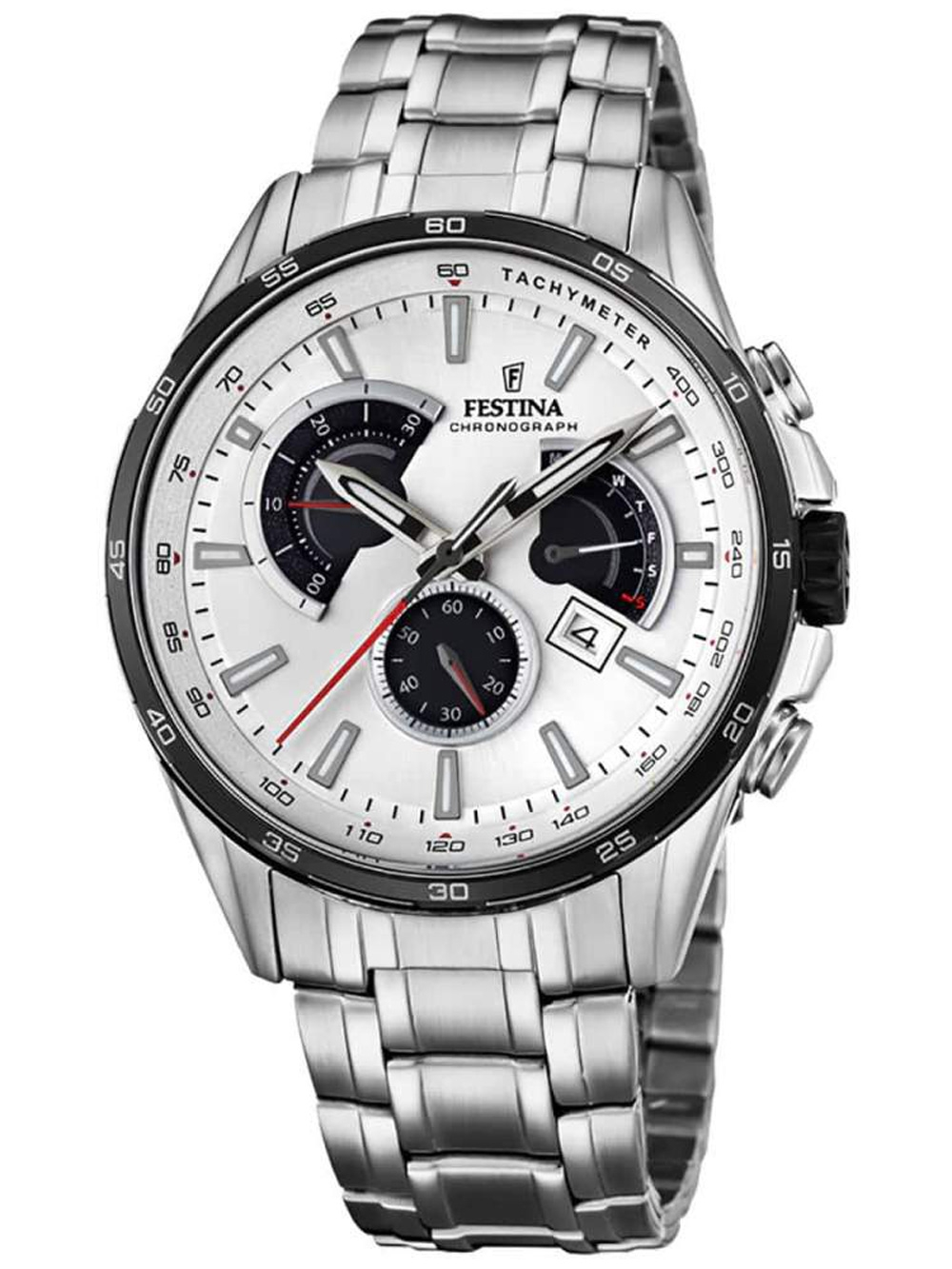 F20200/1 Sport Chronograph 42mm 5ATM