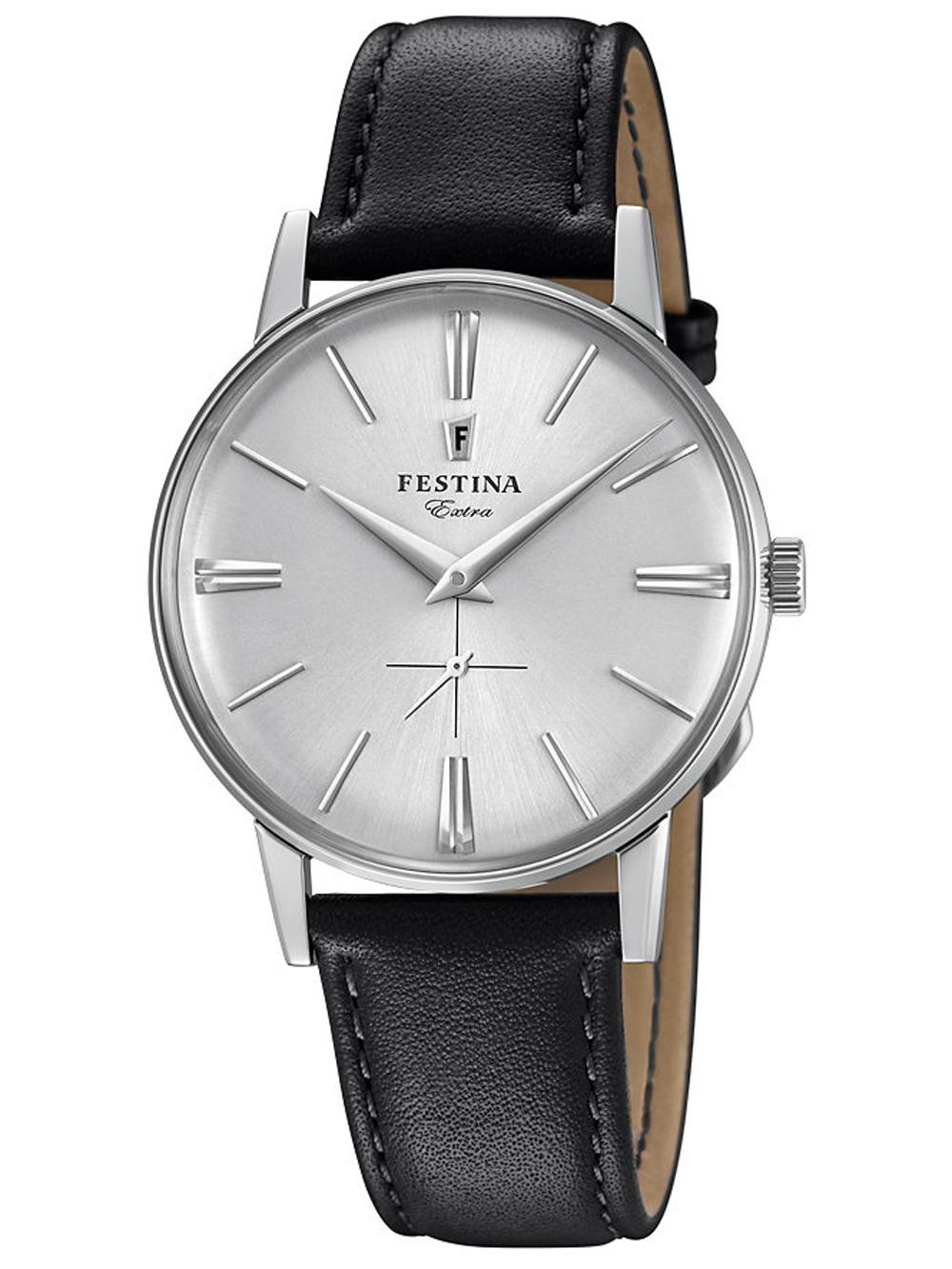 Festina F20248/1 Extra 1948 Herren 36mm 3ATM