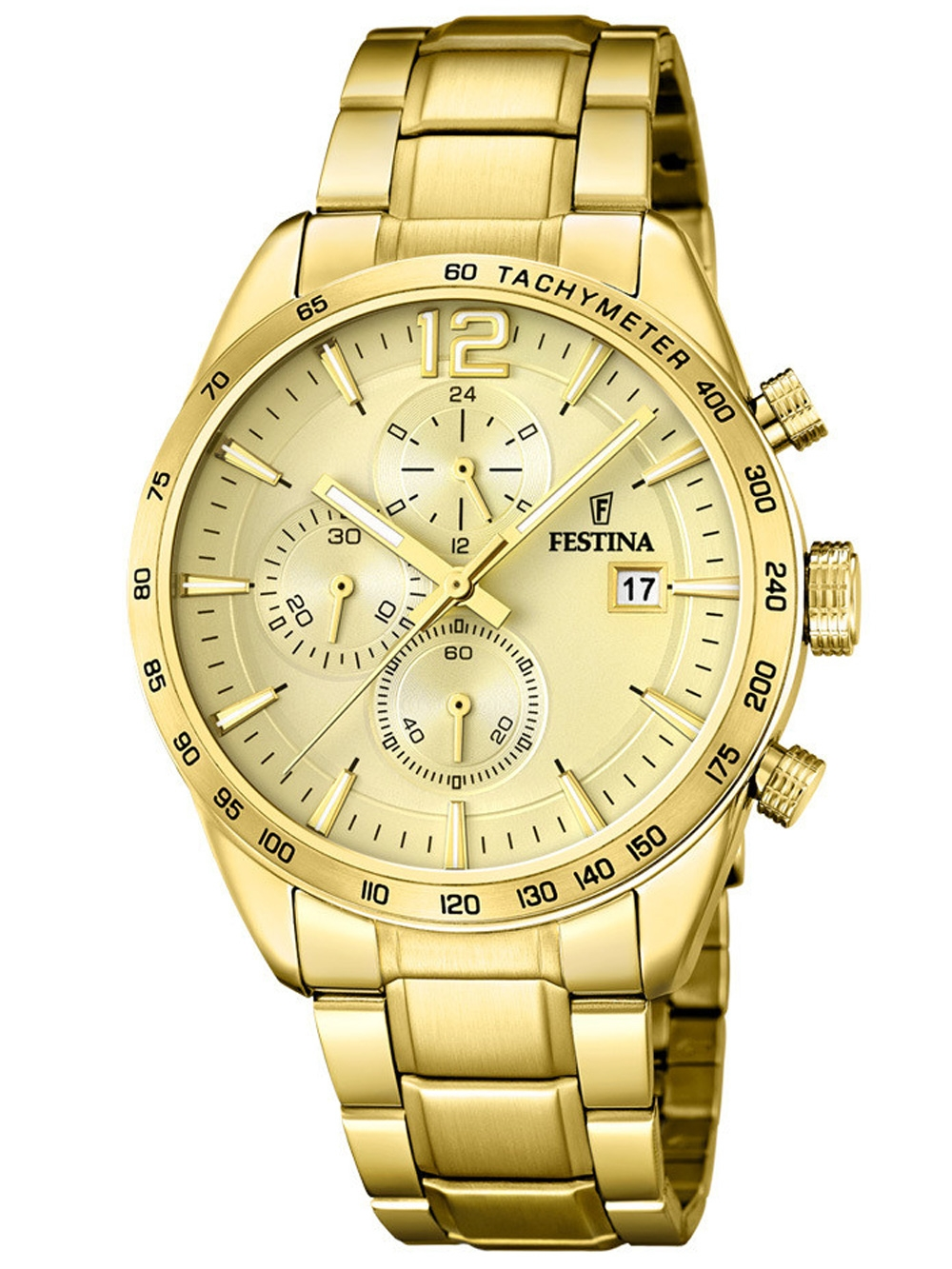 F20266/1 Trend Chronograph 44mm 5ATM