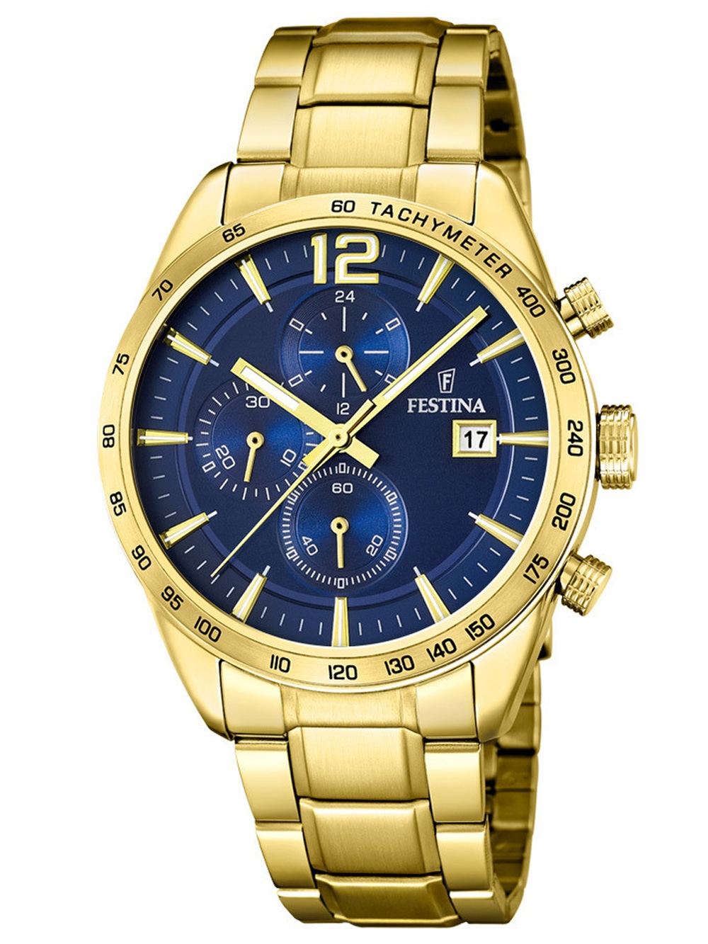 F20266/2 Trend Chronograph 44mm 5ATM