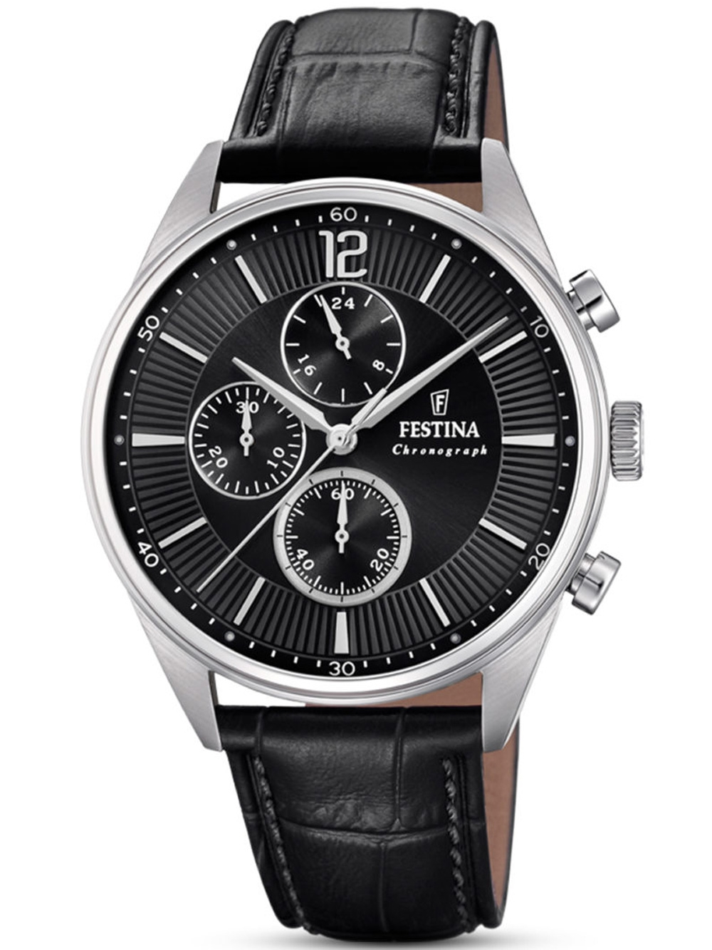 F20286/4 Timeless Chronograph 41mm 5ATM
