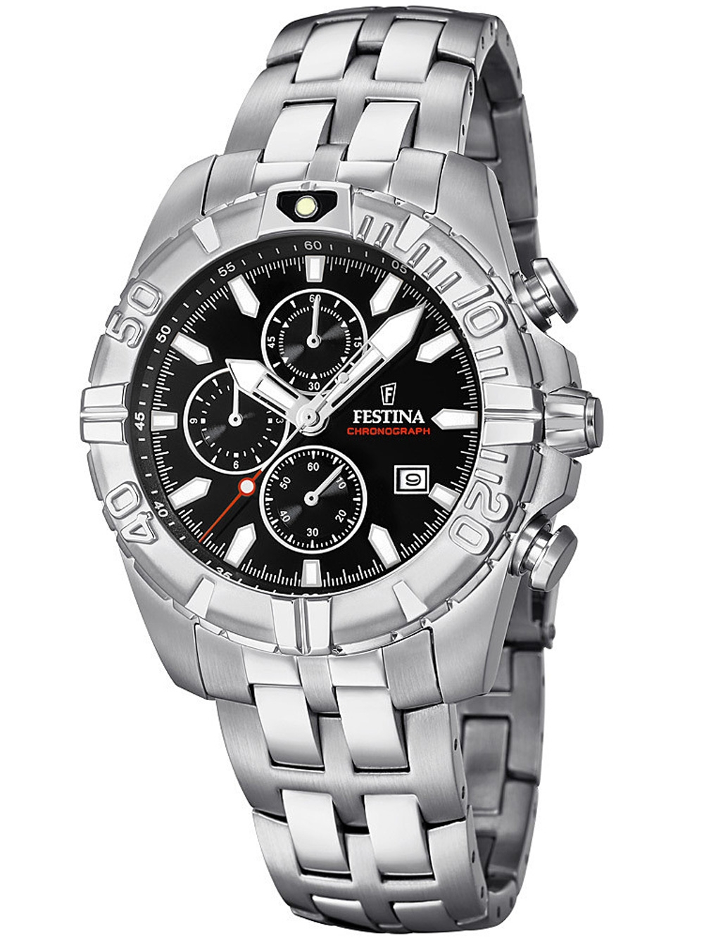 F20355/4 Sport Chronograph 43mm 10ATM