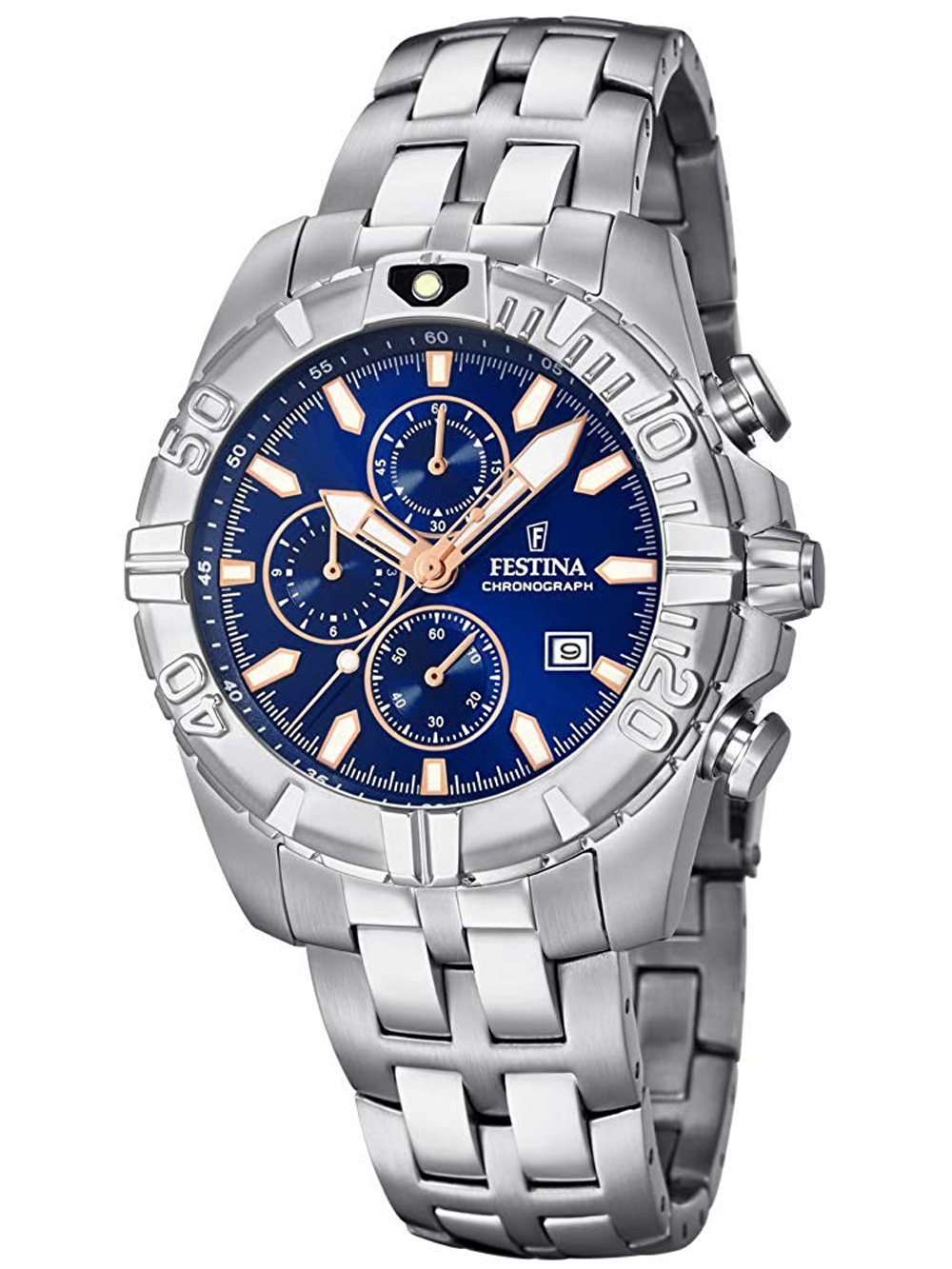 F20355/5 Sport Chronograph 43mm 10ATM