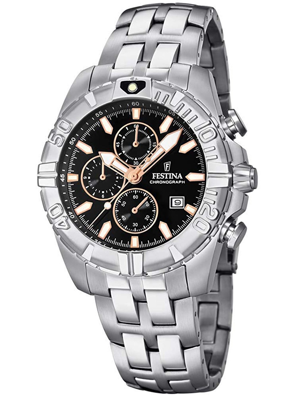 F20355/6 Sport Chronograph 43mm 10ATM