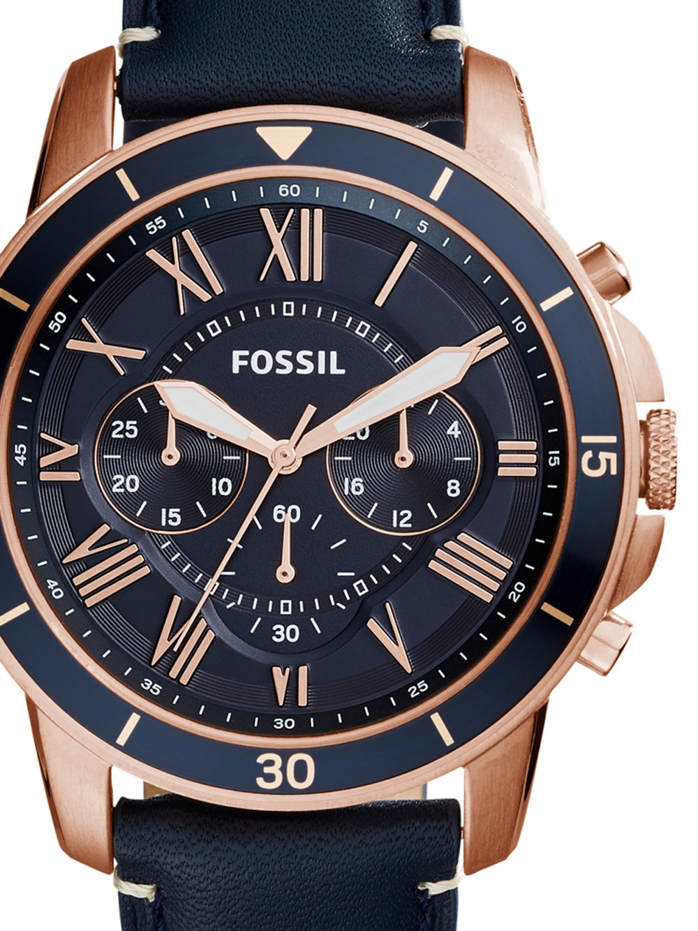 Fossil FS5237 Grant Chronograph 44mm 5ATM