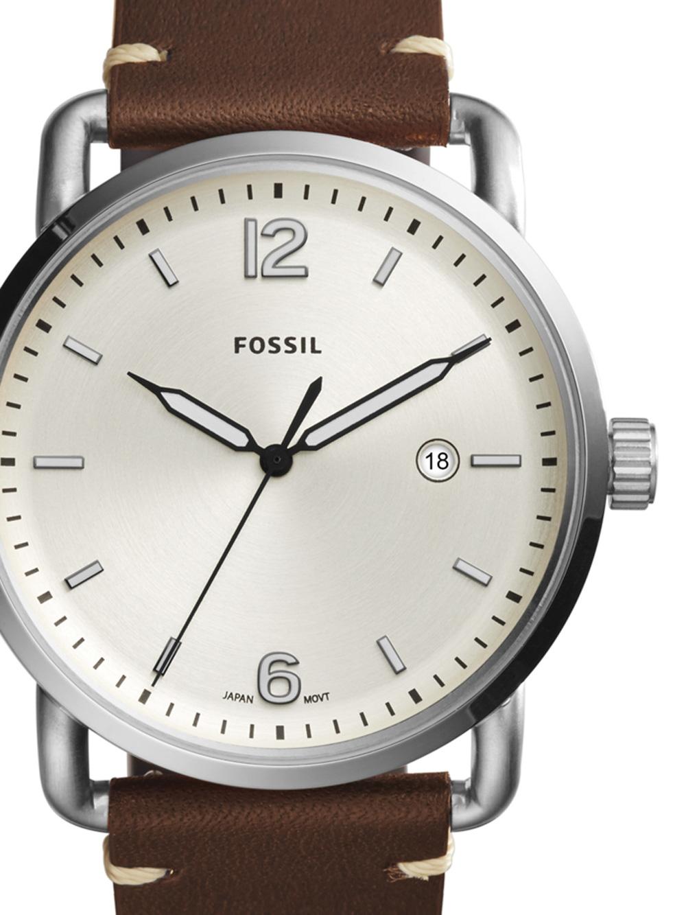 Fossil FS5275 The Commuter Herren 42mm 5ATM