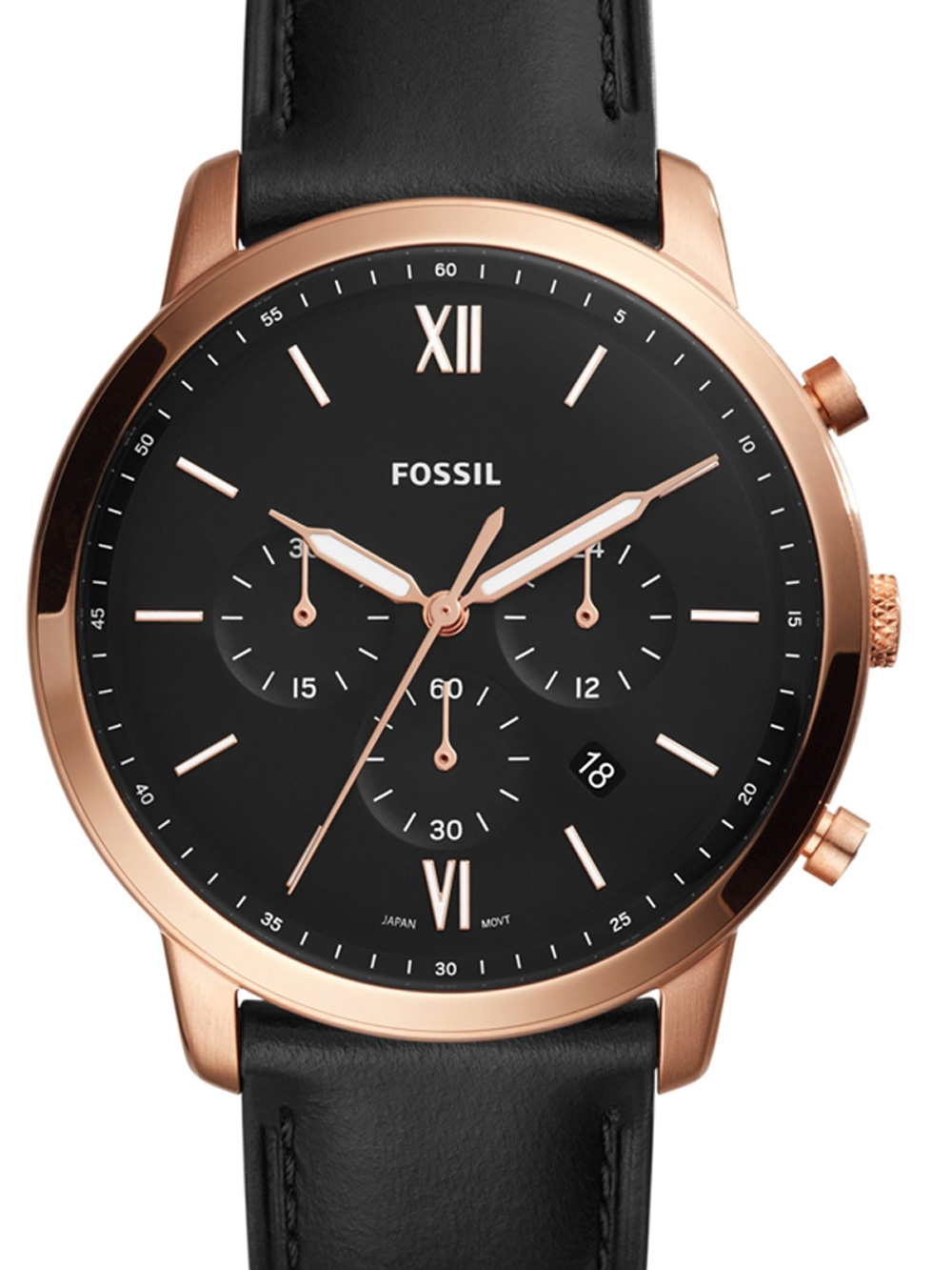 Fossil FS5381 Chronograph 44mm 5ATM