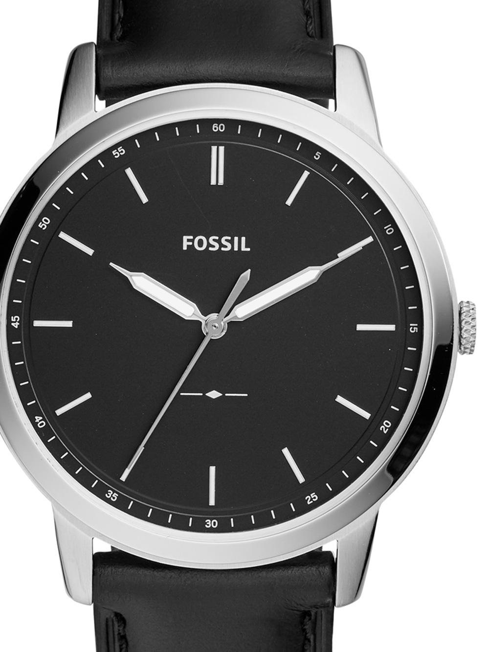 Fossil FS5398 The Minimalist Herren 44mm 5ATM