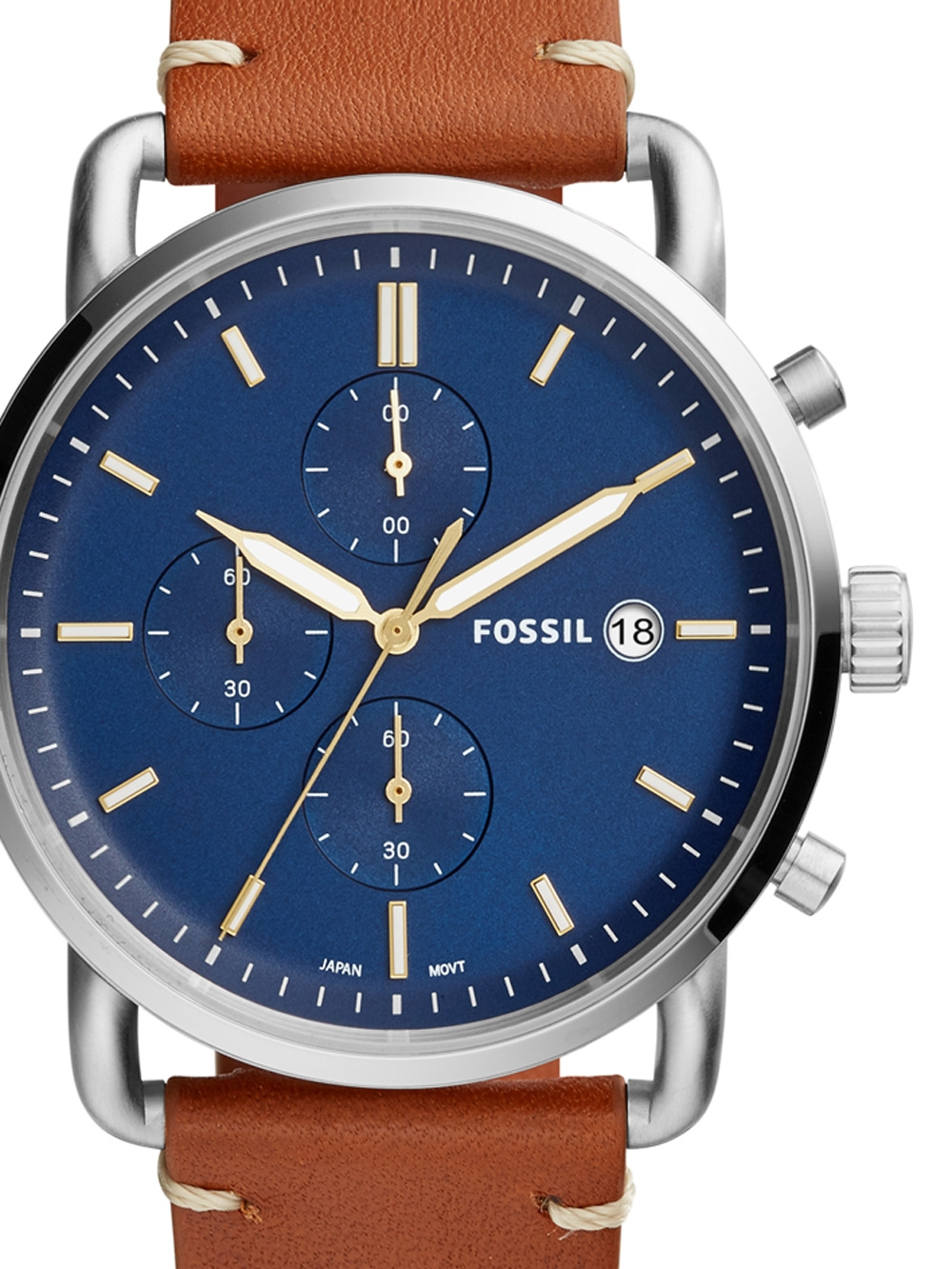 Fossil FS5401 The Commuter Chronograph 42mm 5ATM
