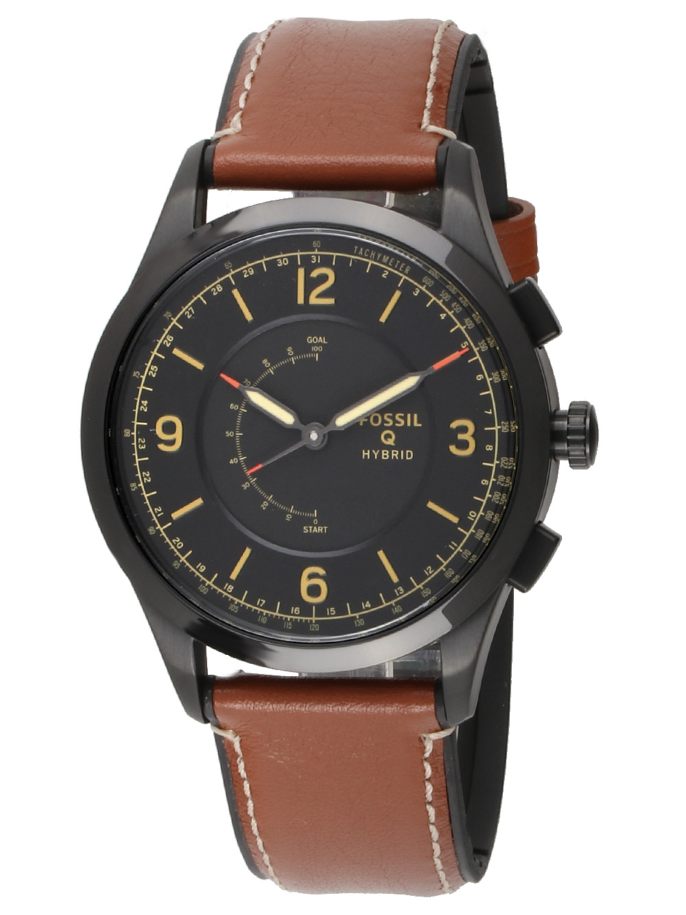 Fossil Q FTW1206 Activist Hybrid Smartwatch Herren 42mm 5ATM